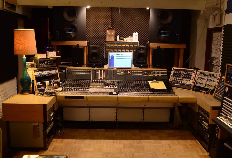 Phenomenal Neve 1982 1983 A10047 Custom 51 Series Console Owned By Sonic Youth Download Free Architecture Designs Scobabritishbridgeorg