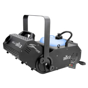 Chauvet Hurricane 1800 Flex DMX Fog Machine w/ Remote