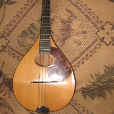 Martin A Style Mandolin 1924 natural