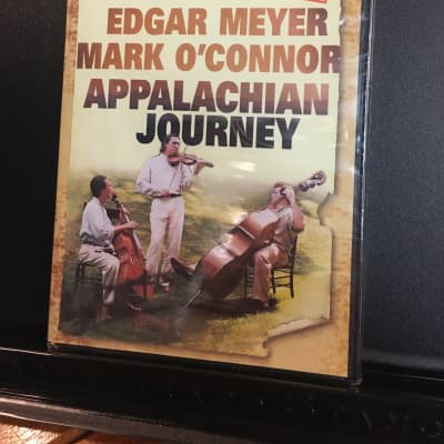 Sony Yo-Yo Ma Edgar Meyer Mark O'Connor 2000 Appalachian Journey