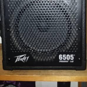 Peavey 6505 Piranha 25-Watt 1x8 Micro Guitar Half Stack