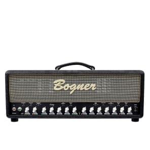Bogner Ecstasy 101B EL34 3-Channel 120-Watt Guitar Amp Head