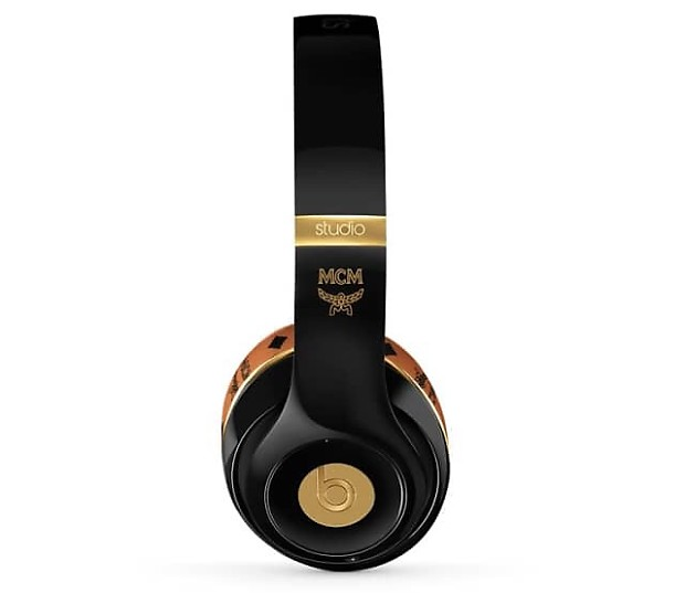 aa6c0d8c7b8 Beats by Dre Studio Wireless MCM Special Edition   Reverb