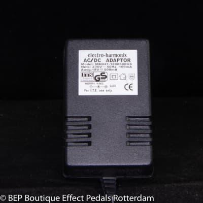 Electro-Harmonix MKD41 - 1800500GS 18 Volt DC Adapter European plug.