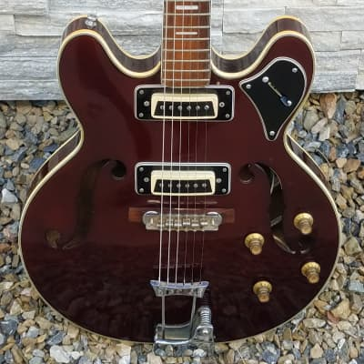 LYLE -( VINTAGE JAPANESE / 1960's )- 335 STYLE - ARCH TOP for sale