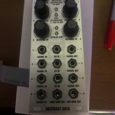 Abstract Data ADE-30 Wave Boss 2010s Silver