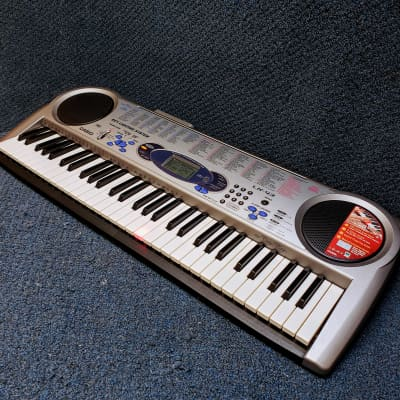 Casio LK-43 61-Key Key-Lighting Keyboard