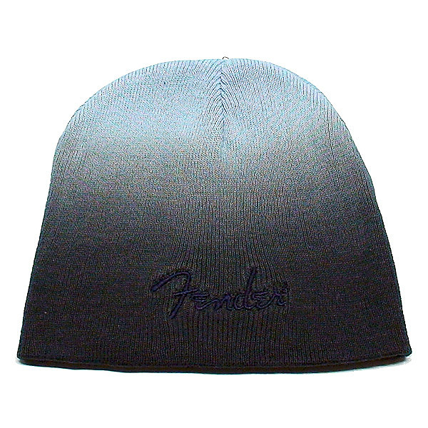 Genuine Fender Apparel Dip Dye Beanie Fender Logo One size  1525f82bf594