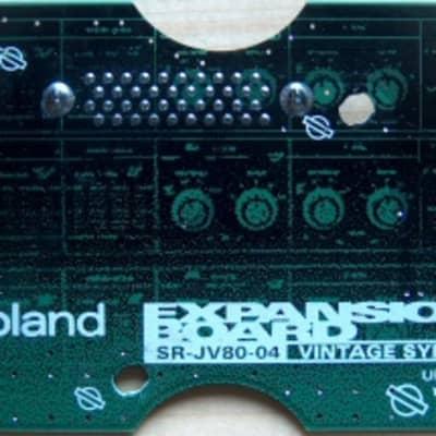 Roland Vintage Synth SR-JV 80-04 Wave Expansion Board