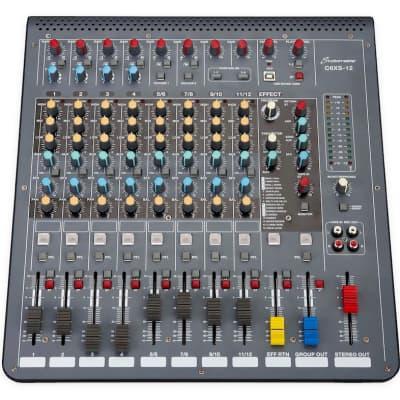 Studiomaster C6XS-12 Mixer 2020
