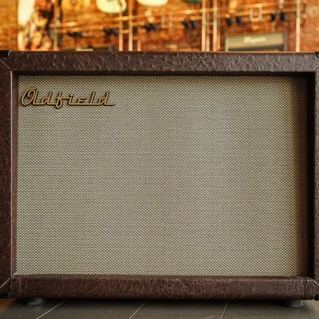 Oldfield 1x12 Cabinet - Weber Silver Bell image