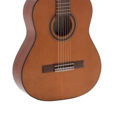 ADMIRA Málaga 3/4 classical guitar with solid cedar top, Student series Acoustic Guitar MALAGA 3/4 for sale