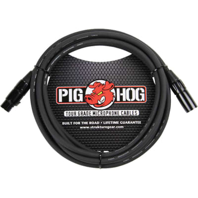 Strukture PHM15 15ft XLR Mic Cable 4-PACK!, Ships FREE lower 48 states!