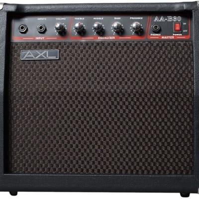 AXL AA-B30 Bass Amplifier, 30W for sale