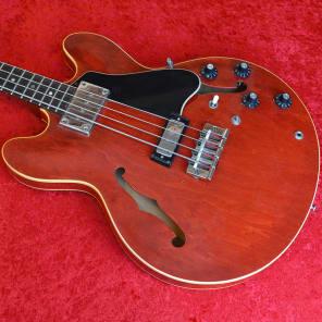 Gibson EB-2D Cherry 1968