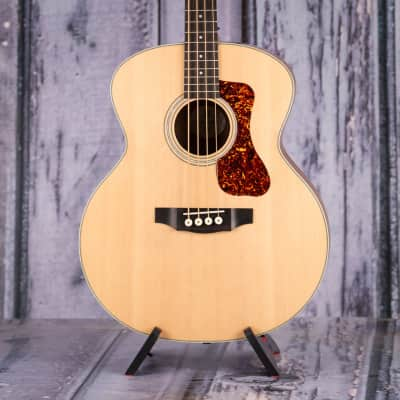 Guild B-240E Acoustic Electric Bass, Natural for sale