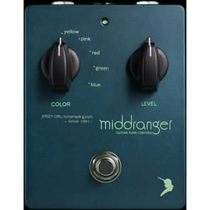 NEW JERSEY GIRL MIDDRANGER TONE CONTROL for sale
