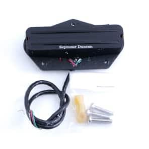 Open Box Seymour Duncan STHR-1B Hot Rails Telecaster Bridge Guitar Pickup Black
