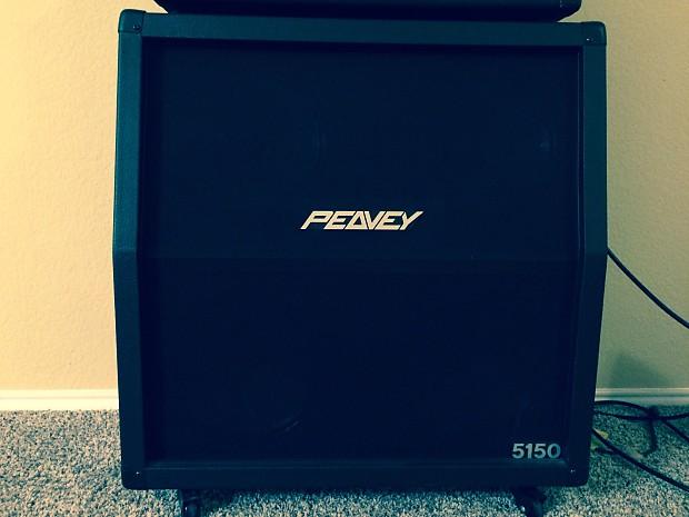 Peavey 5150 4x12 Cabinet Sheffield speakers | Reverb