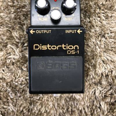 Boss DS-1 40th Anniversary Edition
