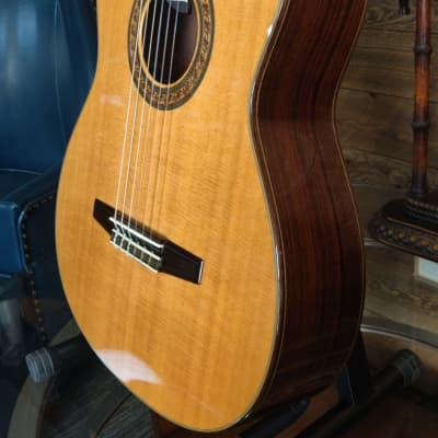 Goodall 'Classical' RCL 2011 Figured Port Orford Top/ Indian Rosewood Back/Sides for sale