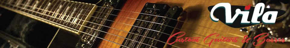 Diego Vila Custom Guitar & Basses