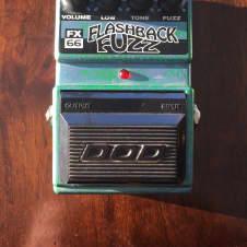 DOD FX66 Flashback Fuzz blue