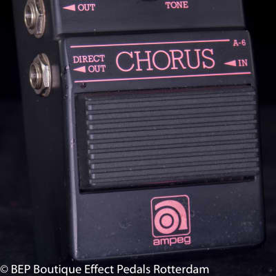 Ampeg A-6 Chorus early 80's Japan