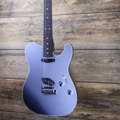 Suhr Custom Classic T Guitar Roasted Neck w/white Binding and Hardshell Case image
