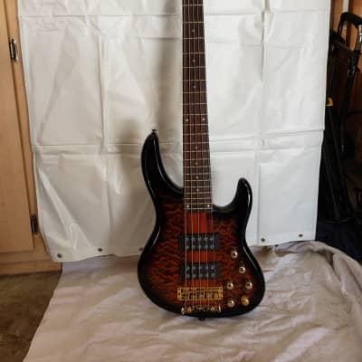 Carparelli 5 String Bass for sale