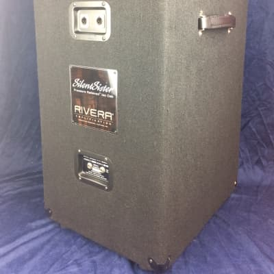 Rivera Silent Sister Isolation Cabinet Pre-Owned for sale