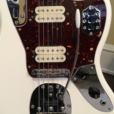 Fender Jaguar Loaded Pickguard - HH - 2015 Classic Player - Tortoiseshell