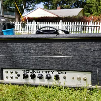Sound City 120 Head for sale
