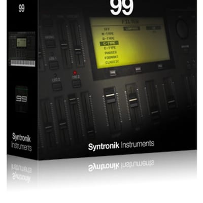 IK Multimedia Syntronik Synth