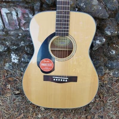 Fender CC-60S LH NAT 2017 Natural