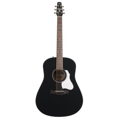 Seagull Guitars S6 Classic Black A/E Acoustic Guitar for sale