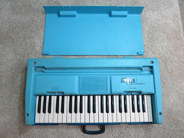 Last 1 vintage 1960s wurlitzer learning module organ reverb for Classic house organ sound