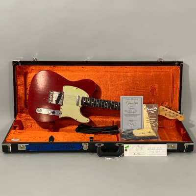 2007 Fender AVRI '63 relic Telecaster for sale