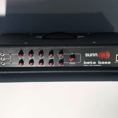 Sunn Beta Bass for sale