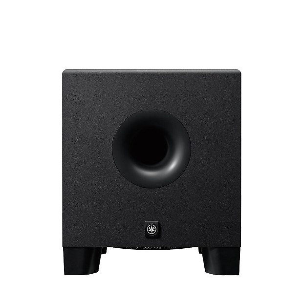 yamaha hs8s studio subwoofer used unique squared reverb. Black Bedroom Furniture Sets. Home Design Ideas