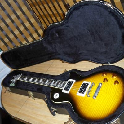 Epiphone 2008 Limited Edition 'Slash' Les Paul Standard 'Tobacco Burst