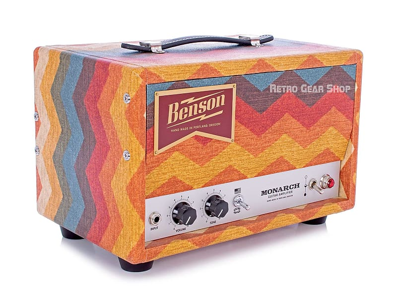 benson amps monarch 15 watt guitar amplifier old mexico reverb. Black Bedroom Furniture Sets. Home Design Ideas
