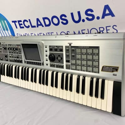 Excelentísimo Roland Fantom X6.Sampleo Latino de 100 Samples. Programado por Teclados U.S.A