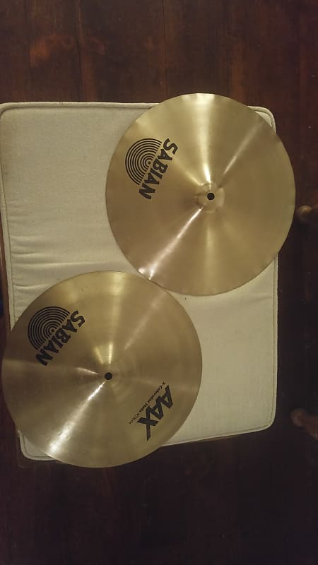 sabian 14 aax x celerator hi hat cymbals reverb. Black Bedroom Furniture Sets. Home Design Ideas