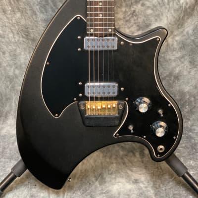 Ovation Breadwinner Black 1970's for sale