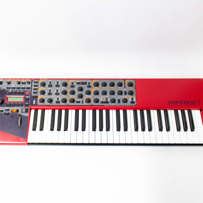 Nord Lead 3 49-Key 24-Voice Analog Modeling Keyboard / Synthesizer