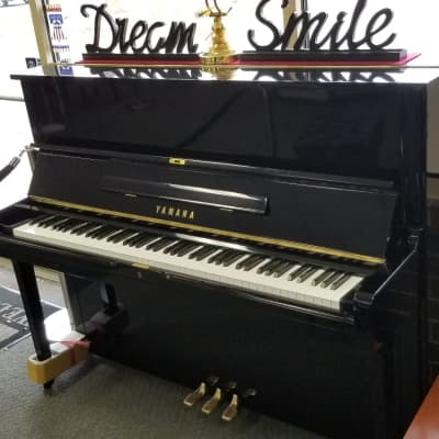 Yamaha U-1 Piano  Polish Ebony