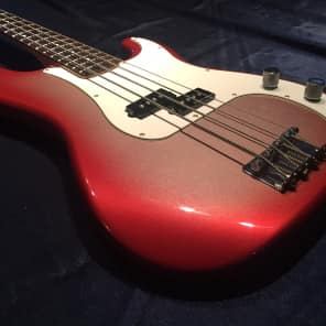 Fender Precision Bass Catch Me Copper Burst for sale