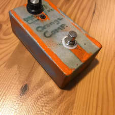 Dan Armstrong Orange Squeezer Compressor Clone 2012 Relic Orange