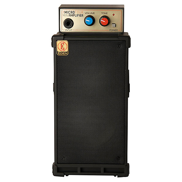 eden micro tour 2 watt battery or ac portable bass amp reverb. Black Bedroom Furniture Sets. Home Design Ideas